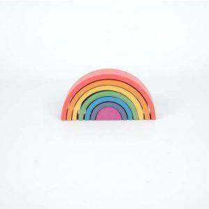 Arcobaleno in legno - 7 colori