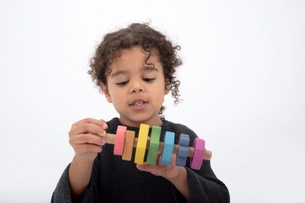 Twister Manualità arcobaleno