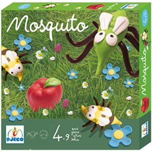 Mosquito- djeco- gioco da tovolo di scietà per bimbi